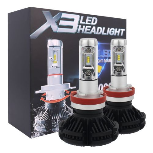 h4 led headlight bulbs h7 car headlight h4 led motorcycle h1 3000k 6500k 8000k 8000ml 50W 12V H8 Led H11 H3 9005 hb3 9006 Hb4