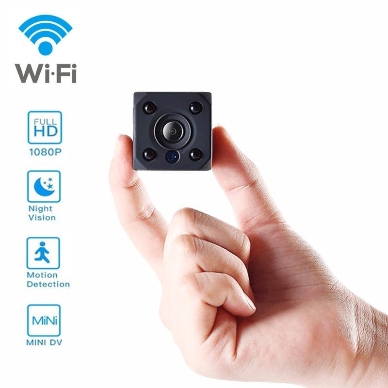 HD Mini Wifi Camera Small Cam 1080P Sensor Night Vision Camcorder Micro Video Camera DVR DV Motion R