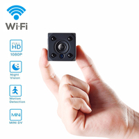 HD Mini Wifi Camera Small Cam 1080P Sensor Night Vision Camcorder Micro Video Camera DVR DV Motion Recorder Wireless IP Camera