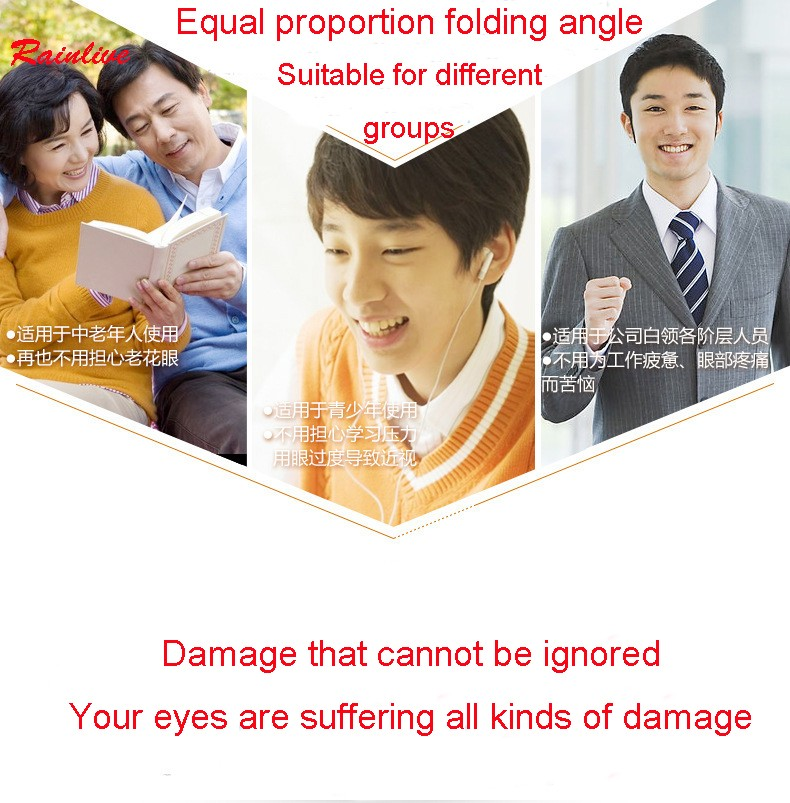 Eyes SPA Music SPA Electric Air pressure Eye massager . Wireless Vibration Magnetic heating therapy massage device. 19