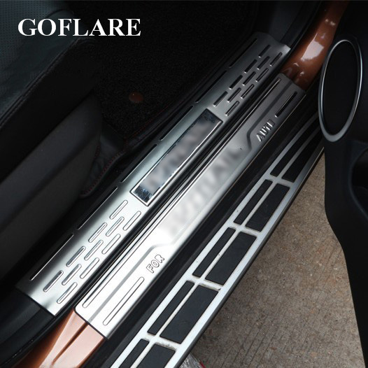 kona battitacco  Car Styling for Nissan x trail t32 accessories 2014 2016 stainless ...