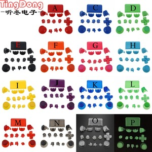 Image 1 - Ting Dong 16 set L1 R1 L2 R2 Trigger Buttons Thumbstick cap for PS4 Pro controller for PS4 4.0 JDS 040 JDM 040 Controller Button