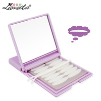 LAMEILA 240 Pairs Double Eyelid Tape Makeup Tools With Mirror Super Invisible Eyelid Sticker Makeup Eye