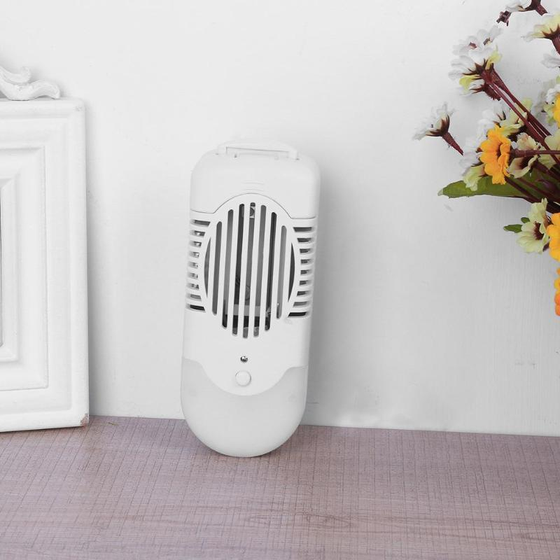 Wall-plug Anion Negative Ion Oxygen Bar Air Purifier Home Office Filter Disinfection Air Fresher Clean Tool
