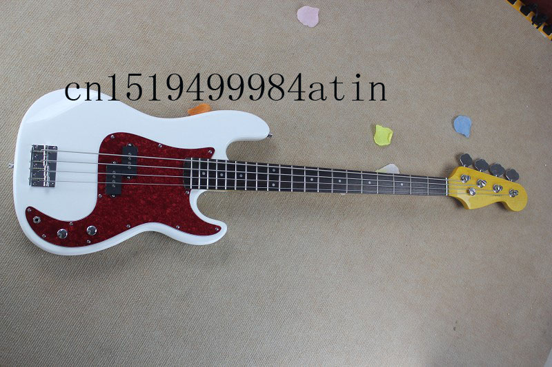 Electric Bass Guitar Online : new precision bass guitar 4 string bass electric bass guitar free shipping 4 in guitar from ~ Russianpoet.info Haus und Dekorationen