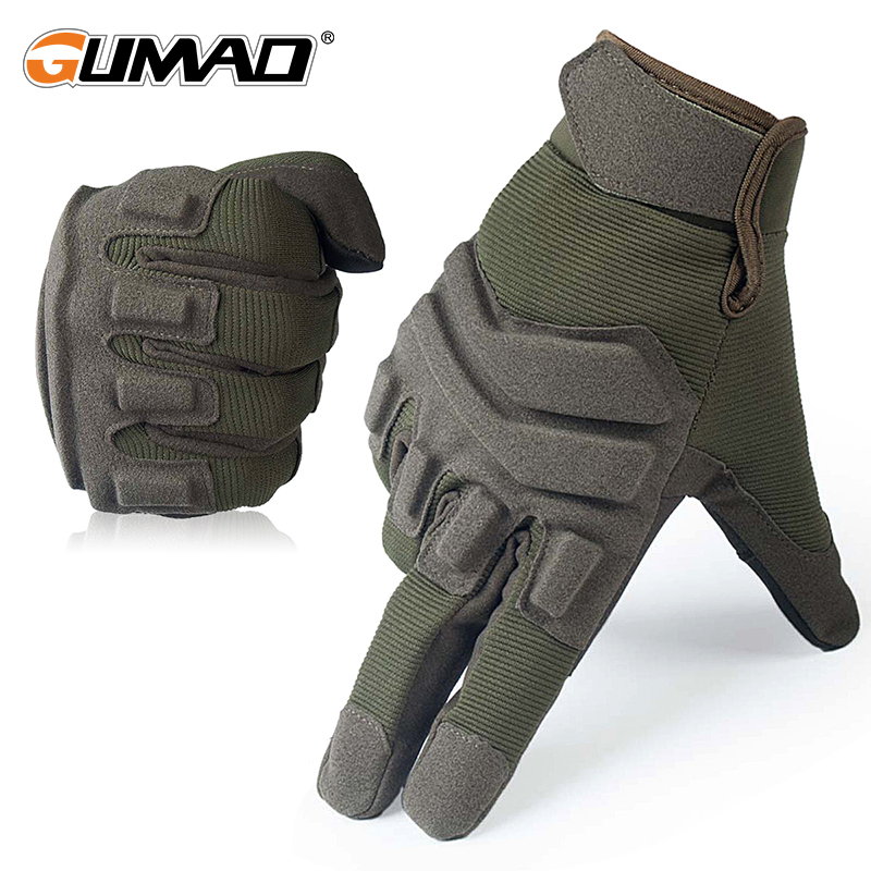 Touch Screen Tactical Gloves Military Airsoft Paintball Army Military Combat Climbing Riding Hiking Cycling Full Finger Gloves touch screen tactical motorcycle airsoft bicycle outdoor hard knuckle full finger gloves military army paintball combat gloves
