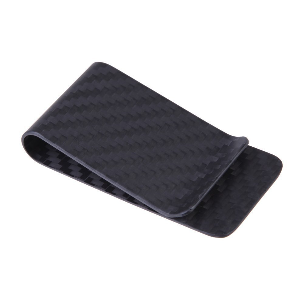 Fggs real carbon fiber money clip business card credit card cash fggs real carbon fiber money clip business card credit card cash wallet in money clips from luggage bags on aliexpress alibaba group magicingreecefo Gallery