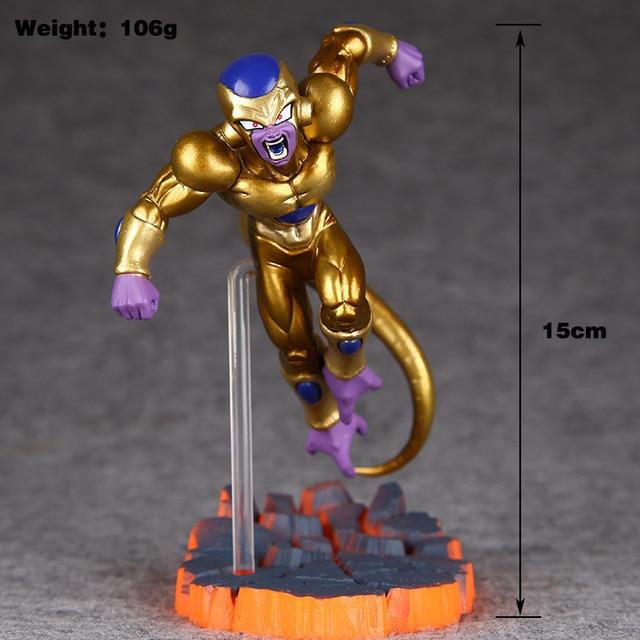 figurine dragon ball golden freezer