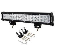 Flood Light Car Lamps DC12V 24V Work Light LED 9inch 108W 6500K Spot Driving Light For