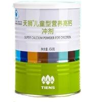 Nutrition High Calcium Granules 1 Can 454g Tien Super Calcium Powder For Children Shelf Life 18Months