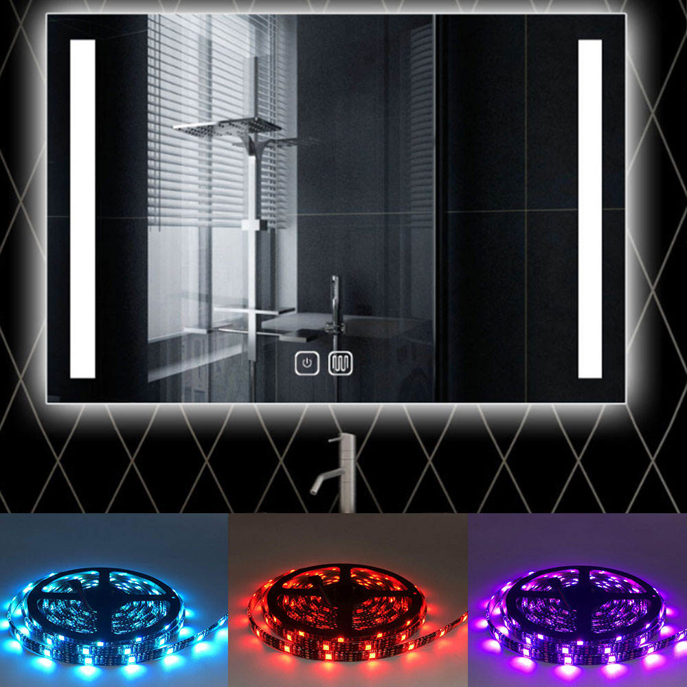 Vanity Table Mirror Light USB Power SMD LED Makeup Mirror ...