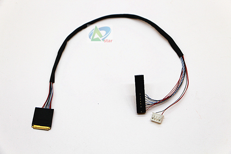 Replacement LCD LED Video Screen Flex Cable for ASUS N751 N751JK G771J GL771 GL771JW GL771J,30pin ORG