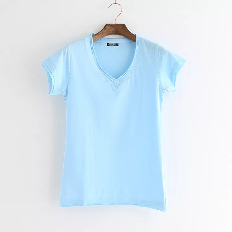 2019 neue casual frauen beliebte spezielle casual t-shirt K1
