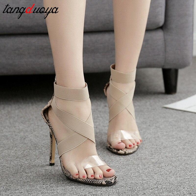 Hauts Haut Mujer Peep Dames Parti Femmes Stiletto Tacones De Chaussures Sandales black Pour Talons Toe Pompes Apricot 8dHA1q
