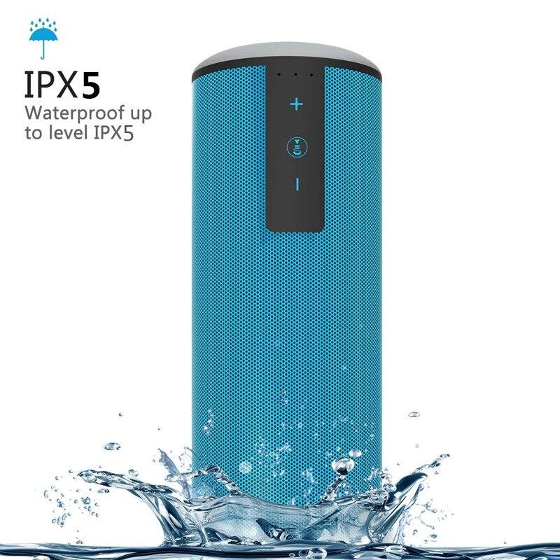 W King X6 Super Bass Outdoor Bluetooth font b Speaker b font IPX5 Waterproof Wireless stereo
