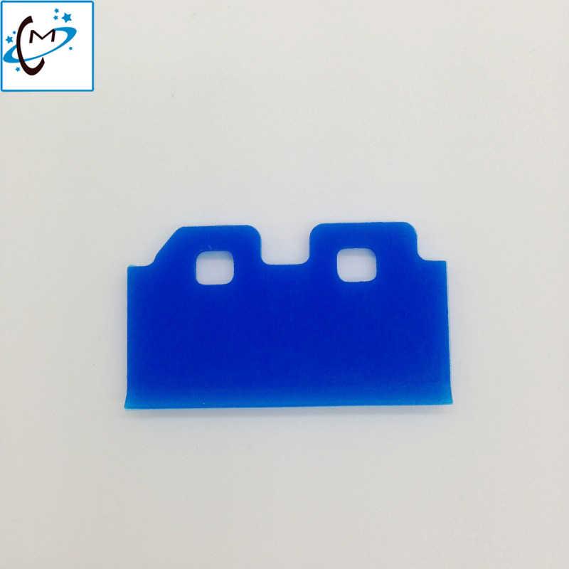 Pelarut Pembersihan Wiper untuk Mutoh Mimaki Aifa Allwin Printer Epson DX5 DX7 Printhead Pisau Besar Wiper Cleaning Wiper Unit