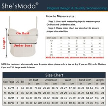 She'sModa Mesh Push Up Bralet Women's Corset Bustier Bra Night Club Party Cropped Top Vest Plus Size