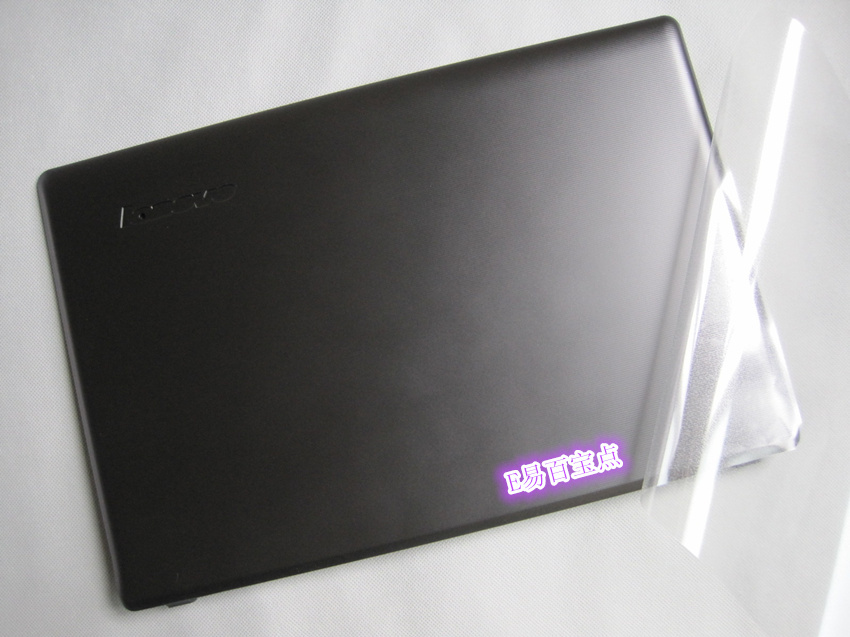 Free shipping New Original laptop back shell/housing for <font><b>lenovo</b></font> G470A G470 G475 LCD Rear Cover image