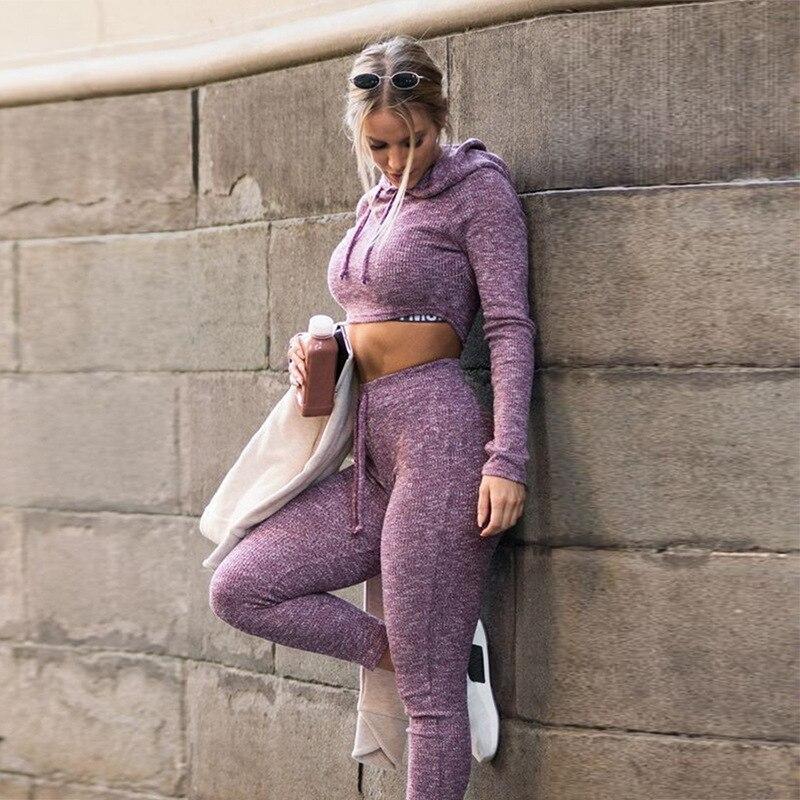 Women Gym Yoga SetWomen Yoga Sets Gym Elastic Running Sport Suit Fitness Clothing Workout Sport Wear 2Pcs/set Sports Bra+Pant