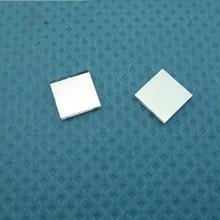 2 шт./лот УФ/ИК 650nm фильтр 650nm ик-фильтр 8*8*0.3 мм квадратных ИК фильтр