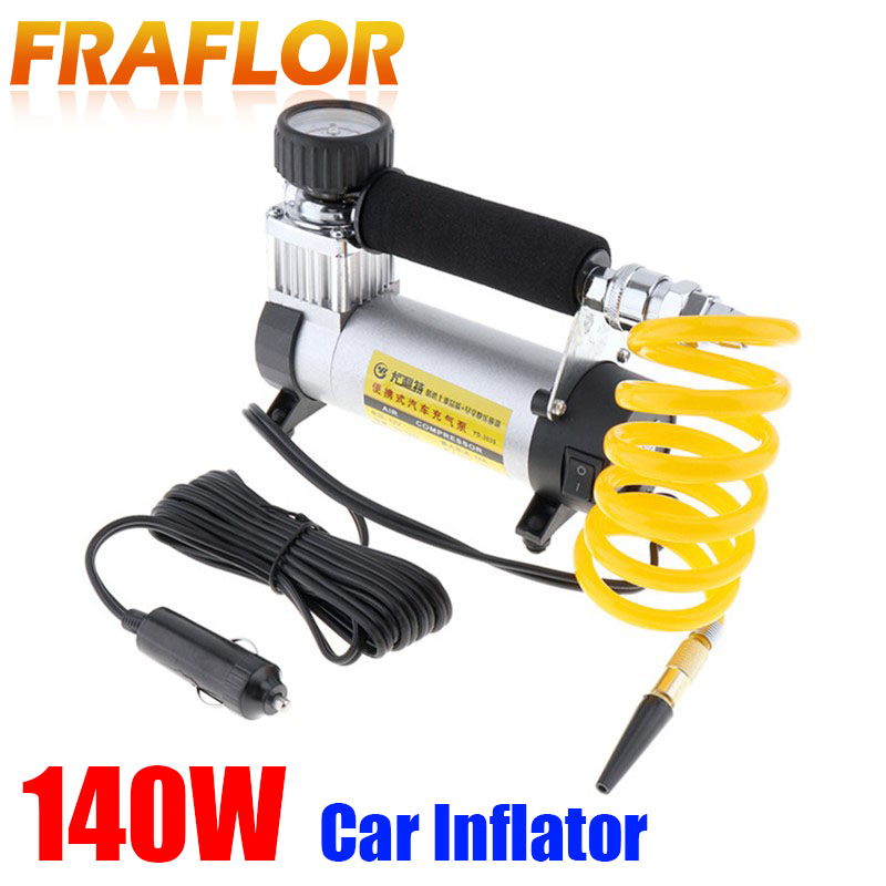 DC 12V Auto Car Tire Inflator 100PSI Car Air Inflatable Pump 35 L min Car Pumps