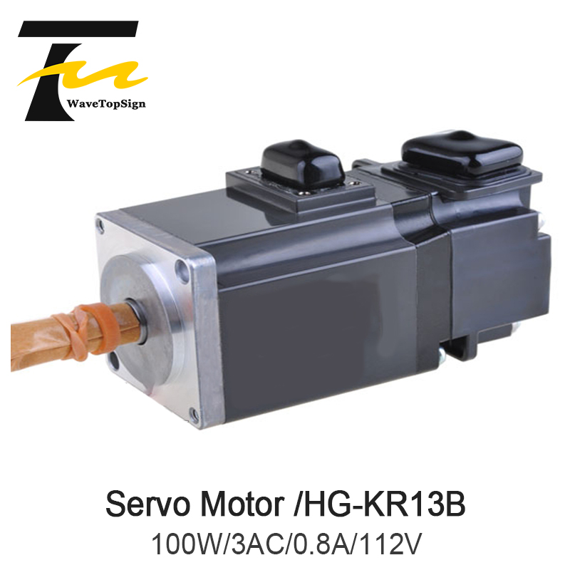 Mitsubishi Servo Motor HG KR Series HG KR13B