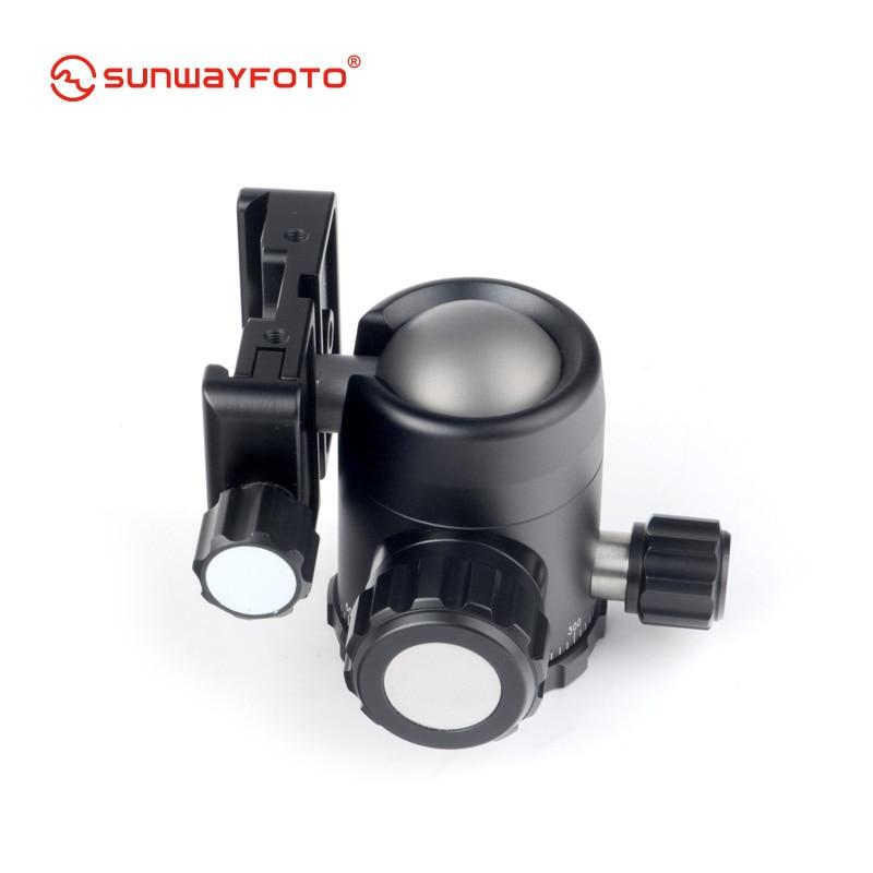 SUNWAYFOTO FB-28i DSLR 카메라 삼각대 볼 헤드 용 삼각대 - 카메라 및 사진 - 사진 3