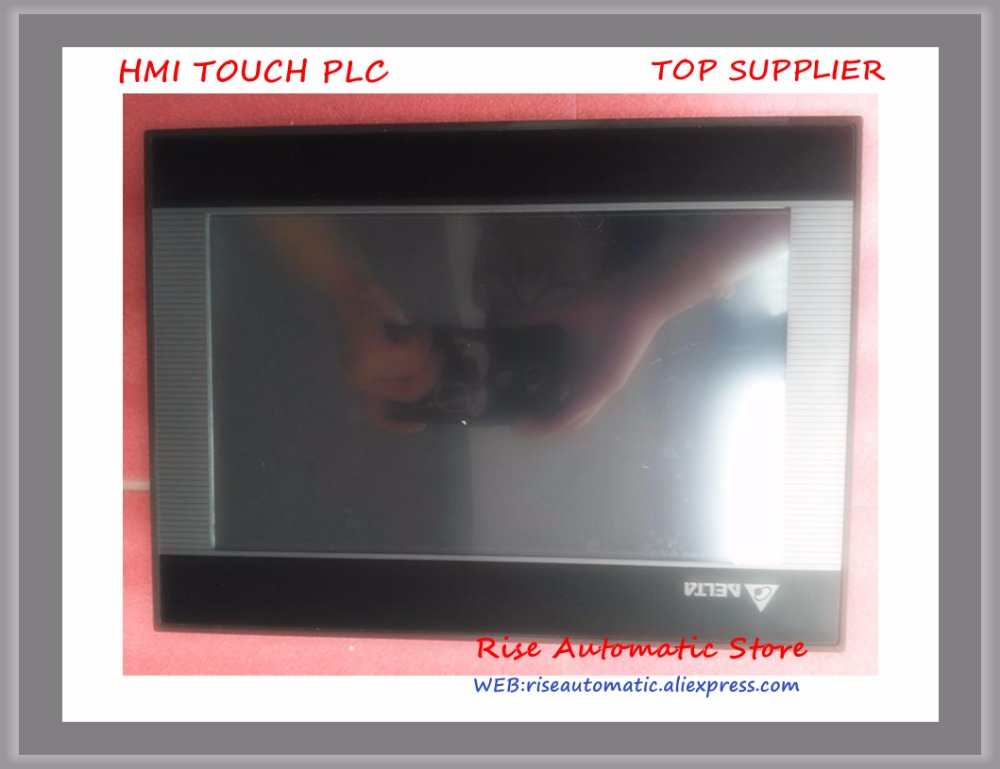 купить Original New DOP-B10S411 10 inch HMI Touch screen + Free Cable 1 Year Warranty по цене 14732.34 рублей
