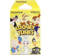 Original fuji papel fotográfico fujifilm instax mini 8 looney tunes para polaroid mini 8 50 s 7 s 90 25 share sp-1 instax instantânea câmera
