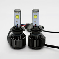 2x 2015 NEWEST Plug Play CREE LED 9005 HB3 60W Set 7200LM Set 6000K WHITE BULB