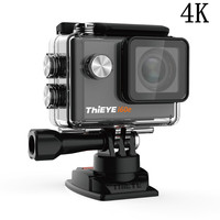 ThiEYE I60e 4K WIFI Zoom Action Camera Full HD 1080P 60fps 2 0 LCD 40M Waterproof