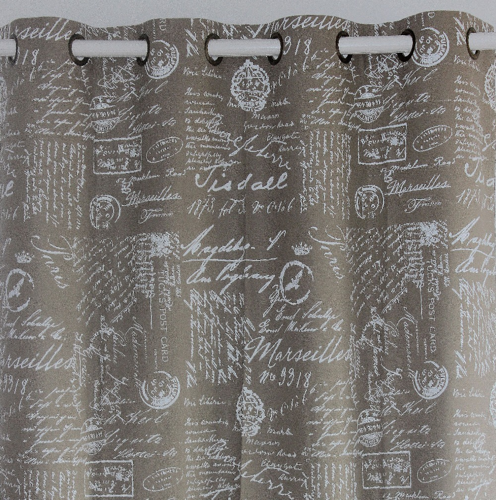 Vezo home print letter cotton cotton linen finished for Living room 6 letters