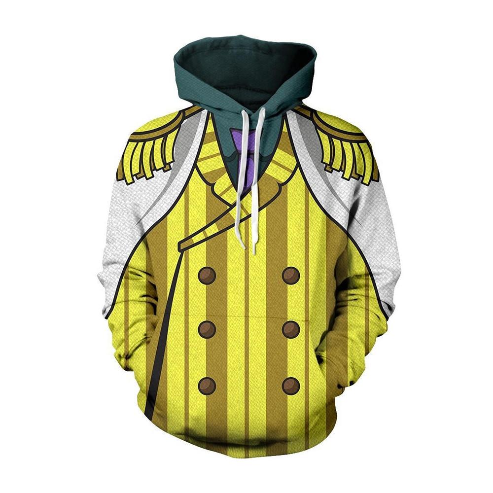 Anime One Piece Hoodies Navy 3D Print Sweatshirts Long Sleeve Hoode Pullovers Jacket Hip Hop Casual Sportswear Streetwear