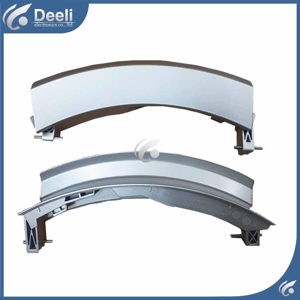 washing machine Drum washer door handle 9000389973 new for lg washing machine drum door hinge 42741701 1pcs