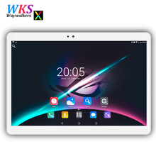 Free shipping 10 inch 3G Phone call tablet PC Android 7 0 Octa core RAM 4GB
