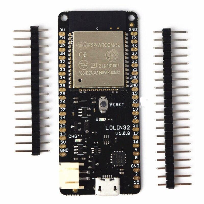 ESP32 D1 LOLIN32 Rev1 wifi & bluetooth board based ESP-32 4MB FLASH