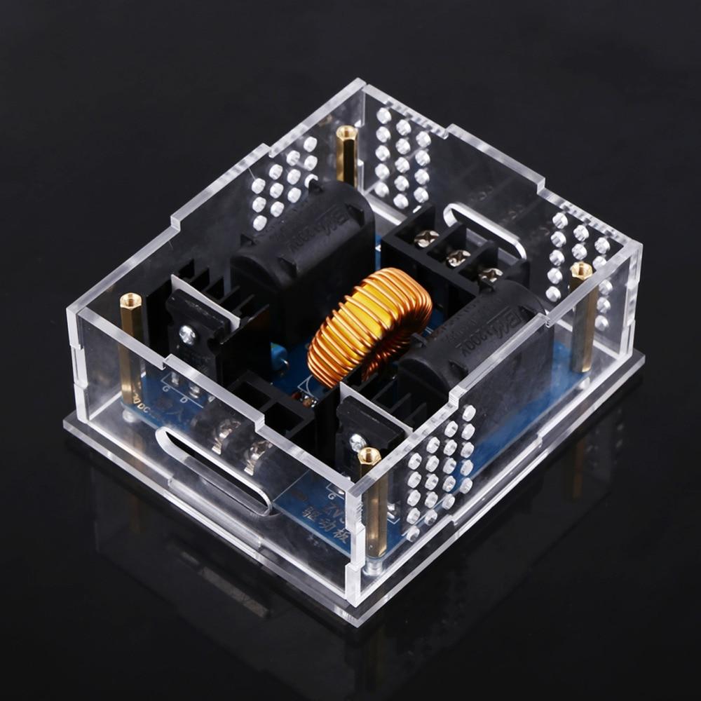 Gut Ausgebildete Zvs Coil Generator Teile Stick Bord Hochspannungs-strom Zubehör Unmontiert Set Dc12-30v Elektrische Ausrüstungen & Supplies