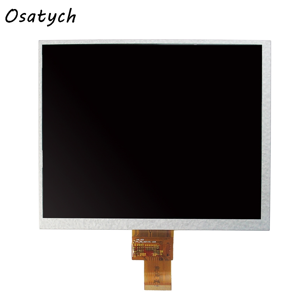 8 inch LCD Screen for HJ080IA-01E M1-A1 LCD Display 1024*768 Free Delivery 8 1 inch lm081hb1t01b industrial lcd display screen display internal screen ccfl back free delivery
