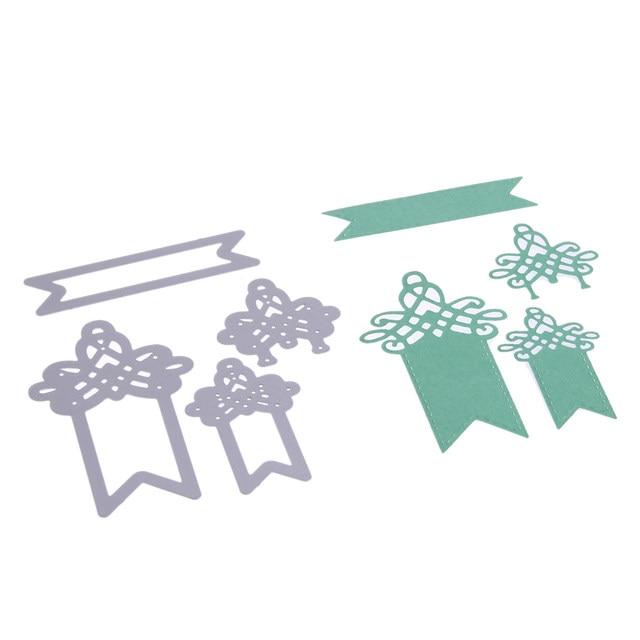 Tienda Online 4 etiquetas metal Recortes de papel plantillas para ...
