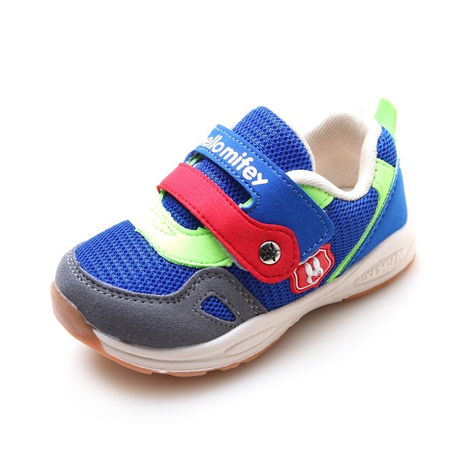 New 1pair casual Kids' Sneakers Children Shoes+inner length13.3-15.8 cm, Fashion Boy/GirlSuper Quality Sports Shoes