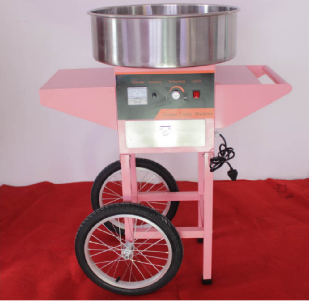 Electric commercial cotton candy Machine /machine for cotton candy/Cotton candy machine with cart many flavour professional cotton candy machine cotton candy machine price low price cotton candy machine