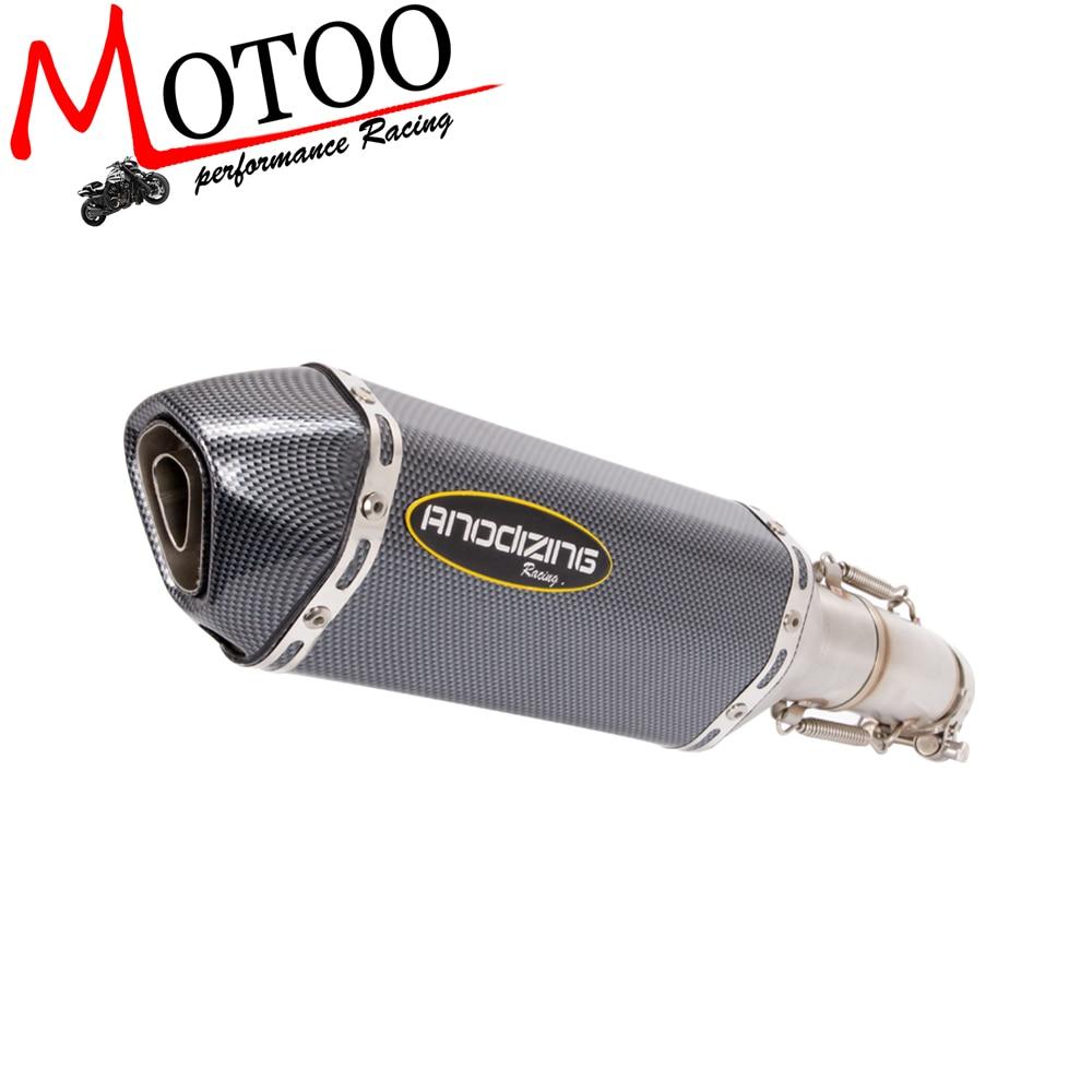 Aliexpress.com : Buy Motoo Motorcycle Slip on Exhaust