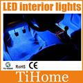 Free e transporte rápido led luzes interiores, corpo auto luzes, luzes de cortesia LED para Lada Priora/Granta/kalina