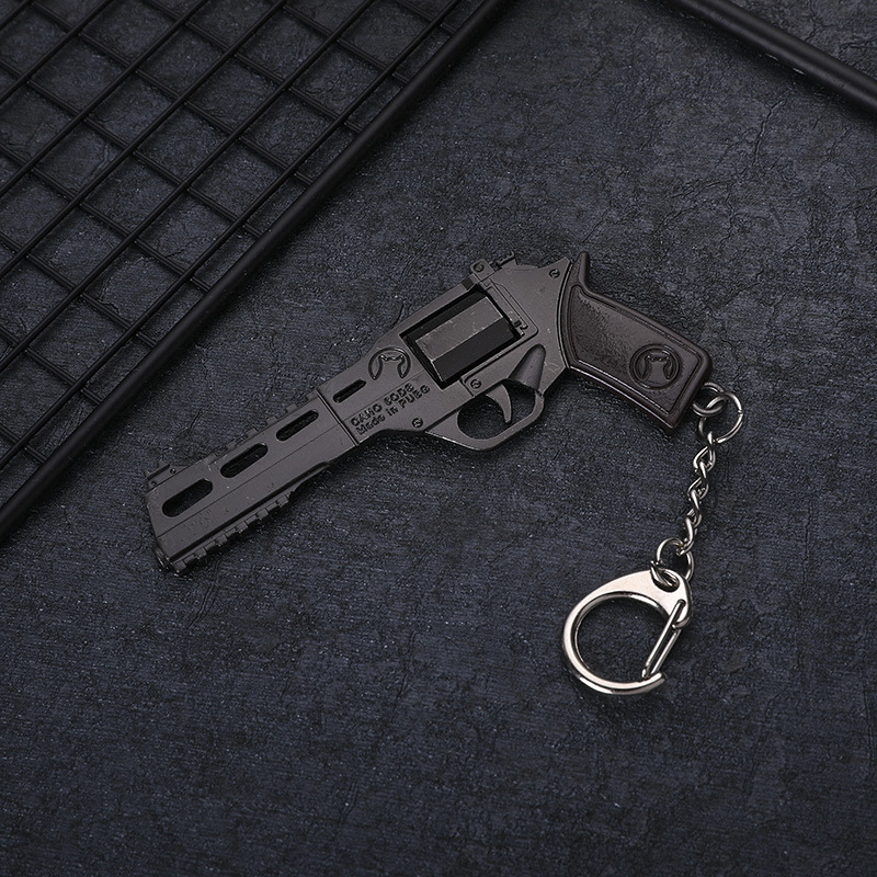 Signal Pistol Keychain  (14)