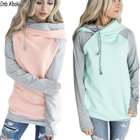 Unique Design High Quality Sweatshirt 2017 Winter Women Colorful Plush Ball Hoodies Dandelion Printing Casual Warm