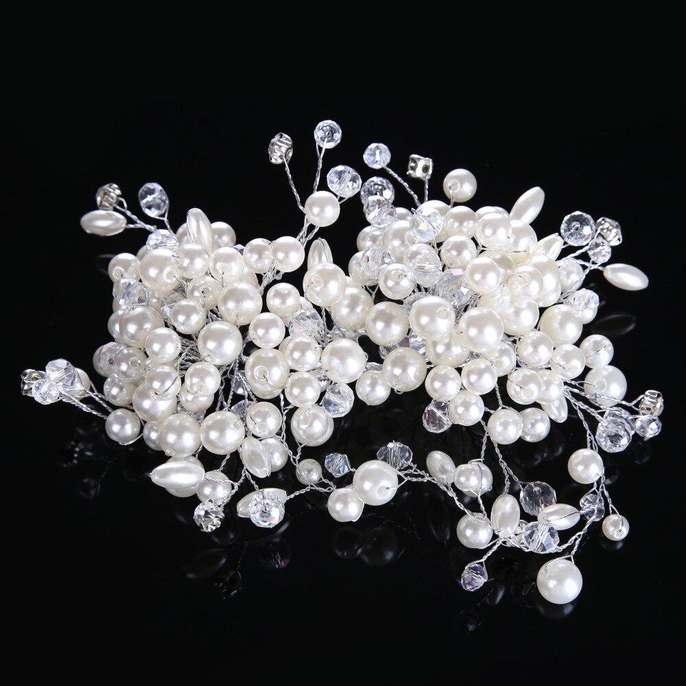 Perlen kleben schmuck