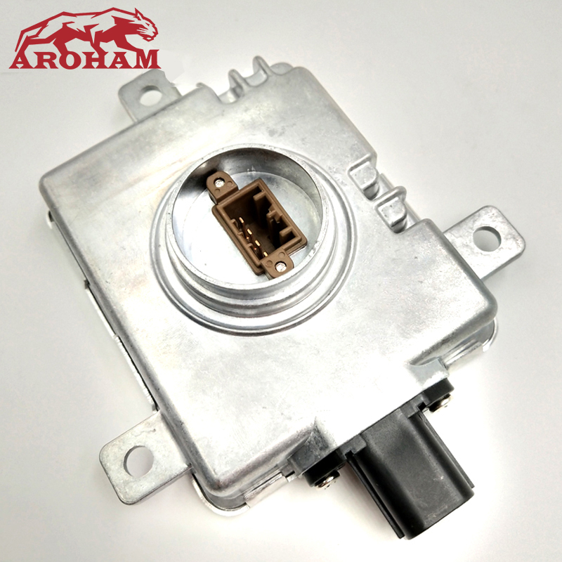Aroham HID Xenon D1 D3 allumeur 33119TA0003/W3T19371 12 V 35 W pour Mazda 3 2007-2009 Module de Ballast de phare de contrôle d'inverseur