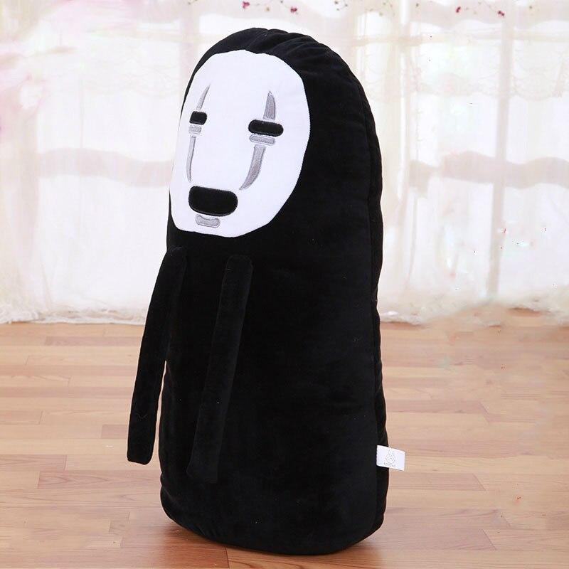 Anime Cartoon Miyazaki Hayao Spirited Away No Face Plush Doll Soft