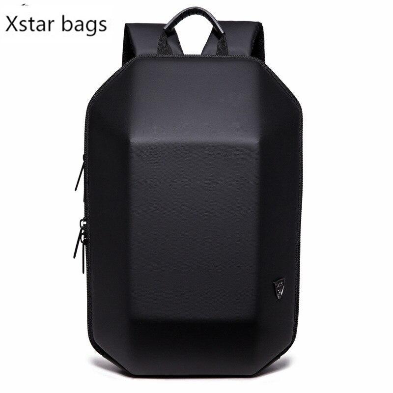 Men Business Travel Laptop Backpack ABS Hard Shell Alien Casual Computer School Backpacks Daypack zipit рюкзак shell backpacks цвет голубой