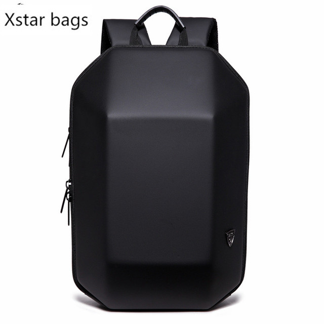 Men Business Travel Laptop Backpack ABS Hard Shell Alien Casual Computer  School Backpacks Daypack dc7aaad51c